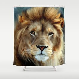 LION - Aslan Shower Curtain