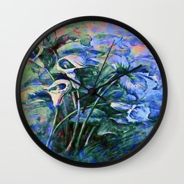 Lords and Ladies Wall Clock