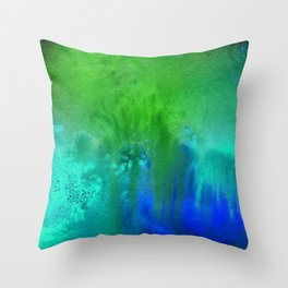 Abstract No. 30 Throw Pillow