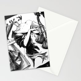 Between Dream & Reality Stationery Cards