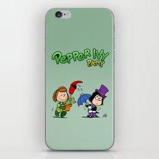 Pepper Ivy iPhone & iPod Skin