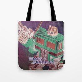The Transformers / Optimus prime Tote Bag