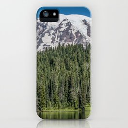Reflection Lake iPhone Case