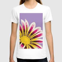 Bright Daisy Illustrated Print T-shirt