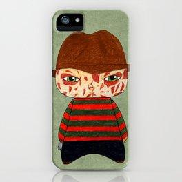 A Boy - Freddy Krueger iPhone Case