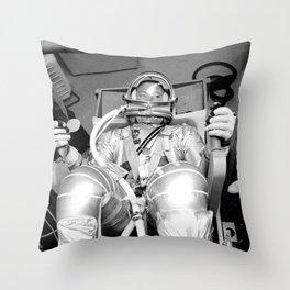 Mercury Atlas 9 Throw Pillow