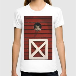 Barn Mouse T-shirt