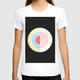 "Hilma af Klint ""The Swan, No. 16, Group IX-SUW"" T-shirt"