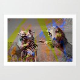 wilderness 10 Art Print