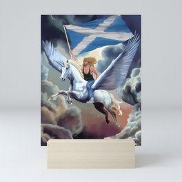 Pride of Scotland Mini Art Print