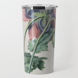 Vintage llustration - Medicinal Plant No 2 Travel Mug