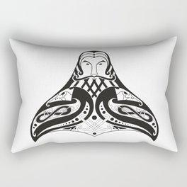 Odin's Hammer Rectangular Pillow