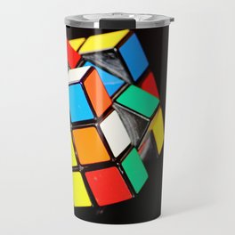Cubic Cube Travel Mug