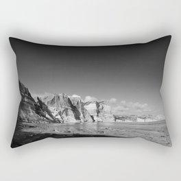 Seeing time Rectangular Pillow