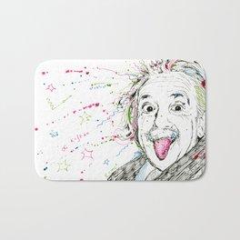 Einstein! Bath Mat