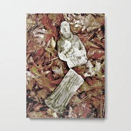 The Fall of Faith Metal Print