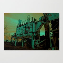 Grelephant Canvas Print