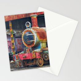 gran machina Stationery Cards
