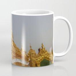 The Golden Temple Coffee Mug