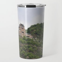Rheinfels Castle above Sankt Goar Travel Mug