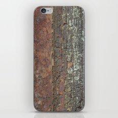 Salvage iPhone Skin