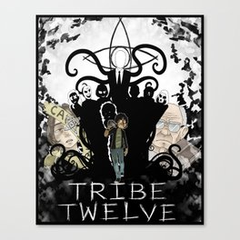 TribeTwelve Canvas Print