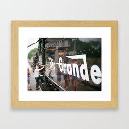 Rio Grande #464 Series: 3 Framed Art Print