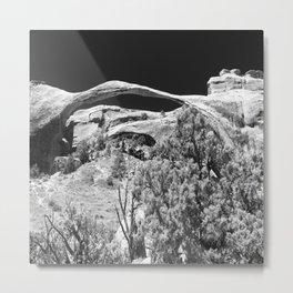 Amazing Landscape Arch  Metal Print