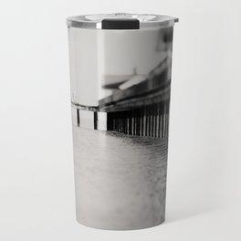 through the blur of her tears ... Travel Mug