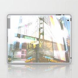 SF to NY Laptop & iPad Skin