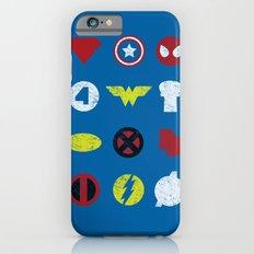 Super Simple Heroes iPhone 6s Slim Case