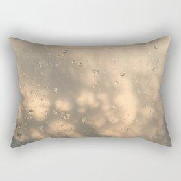 Stormy Clouds - Mammatus Rectangular Pillow