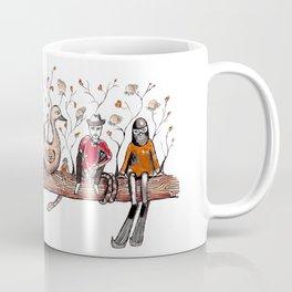 Log Dream Coffee Mug