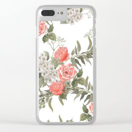 The Master Gardener #PorcelainWhite Clear iPhone Case