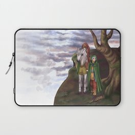 the journey home Laptop Sleeve