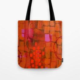 Brick Layers Tote Bag