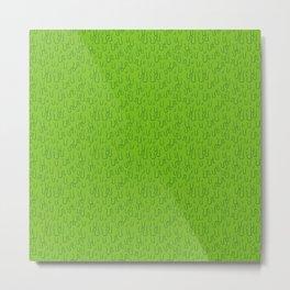 Slime Metal Print
