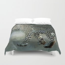 Spotted! Duvet Cover