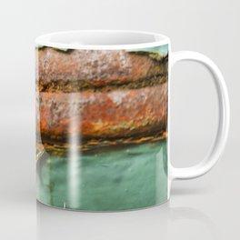 Old and tired Coffee Mug