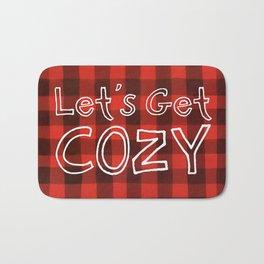 Let's Get COZY Bath Mat