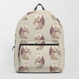 Whimsical Orang Utan Backpack