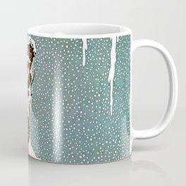 """The End of Romance"" Deco Design Coffee Mug"