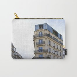 Living in the heart of Paris Carry-All Pouch