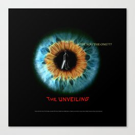 Preview Poster for The Unveiling Canvas Print