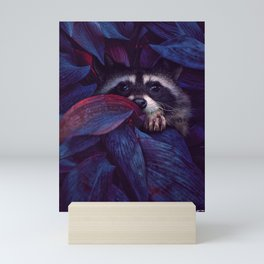 i've learned a lot just by watching you exist. Mini Art Print