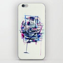 Coasters Wanted iPhone Skin