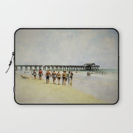 All I've got's this sunny afternoon. Laptop Sleeve