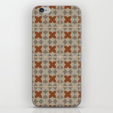 tiles.01 iPhone & iPod Skin