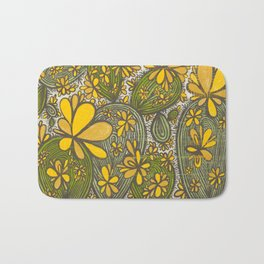 Bloom Where You Are Planted (Grow Free Series) Bath Mat