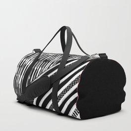 Black & White Graphic 1 Duffle Bag